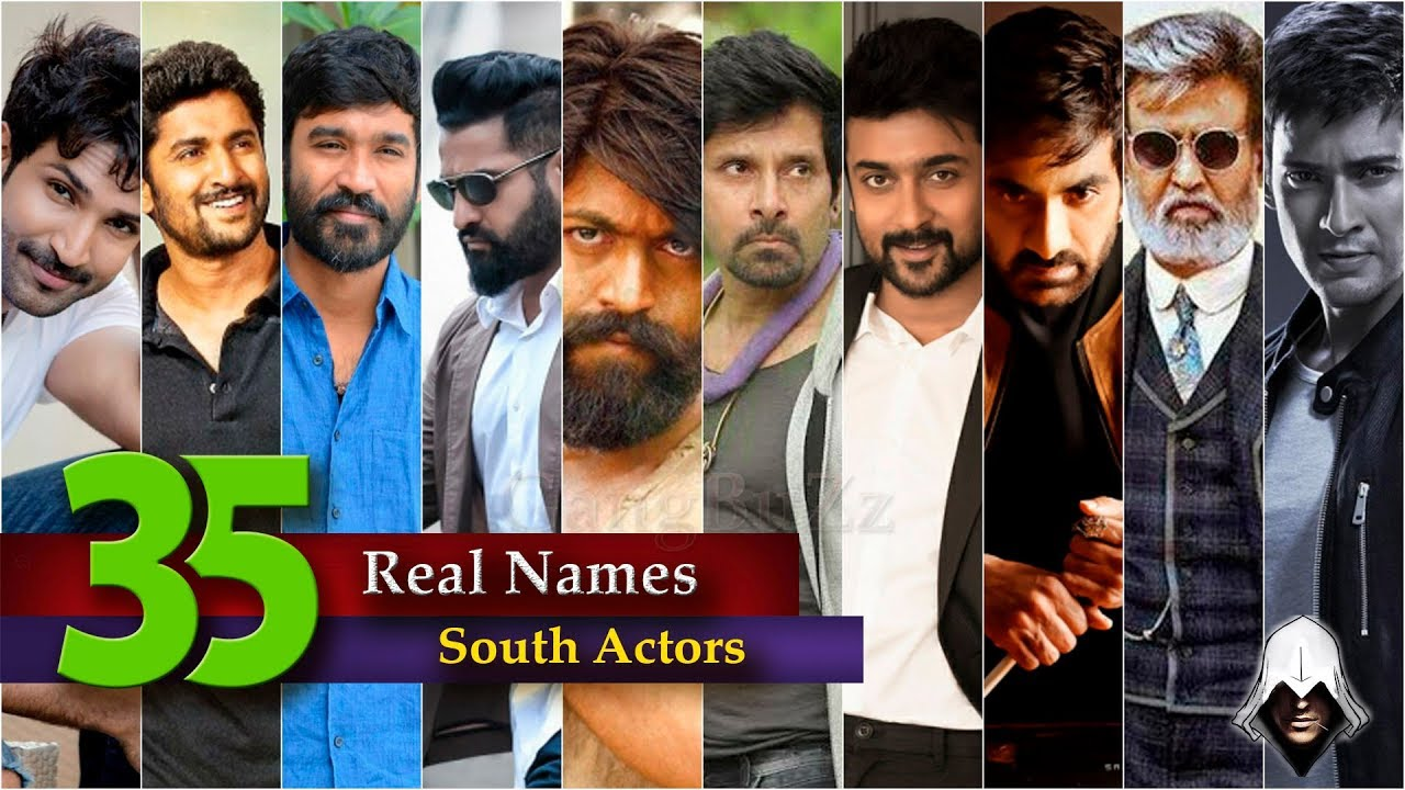 South Indian Actor S Real Name 35 South Actor S Real Names Shocking Real Name Of South Actors Youtube