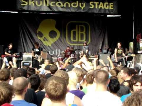 AM Taxi - The Mistake - Warped Tour 2010 Chicago