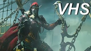 World of Warcraft: Legion (2016) - русский трейлер - VHSник