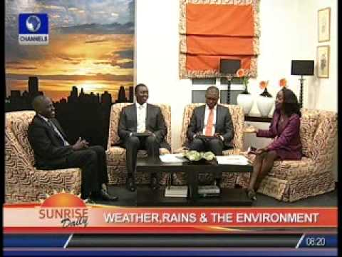 Discussing Weather and Environment with Adebayo Otitoloju