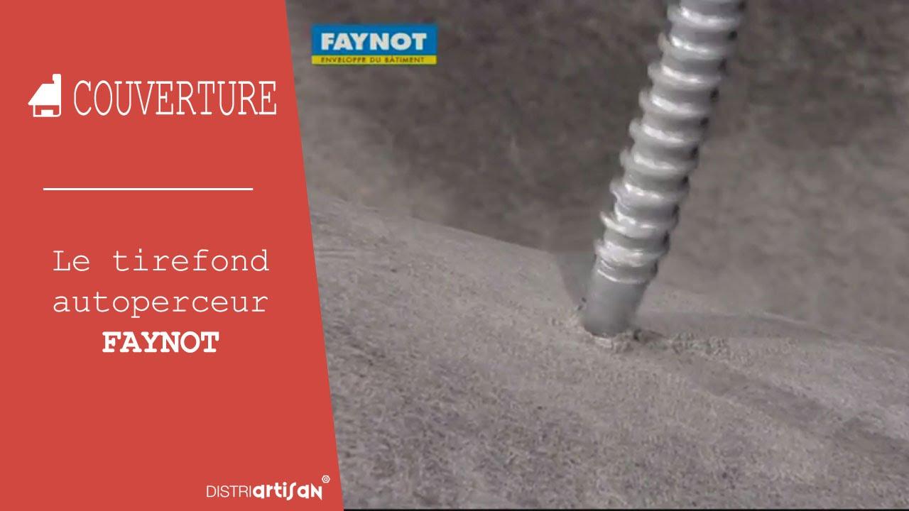 Conseil Faynot Tirefond Autoperceur