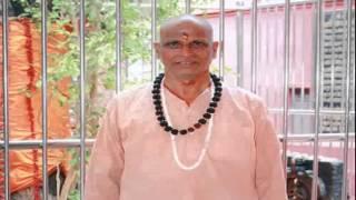 Mandukya Upanishad, 1-3 verses, Swami Medhanandapuri, Rishikesh (Telugu)