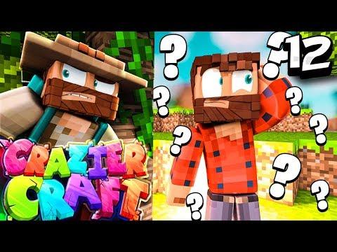 """I FEEL BETRAYED"" |  Minecraft Crazier Craft SMP Episode 12"