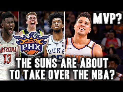 The Truth About The Phoenix Suns Future | Devin Booker And Deandre Ayton?