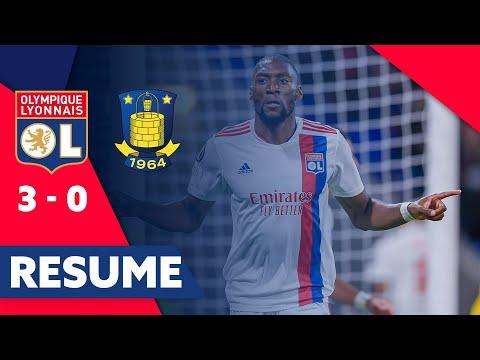 Lyon Brondby Goals And Highlights