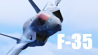 Gambar cover This US Aircraft is the Most Expensive Project Ever Built:  F-35 Lightning II History