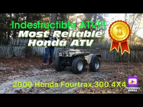 2000 Honda Fourtrax