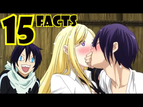 NORAGAMI -- 15 Facts You Didn't Know