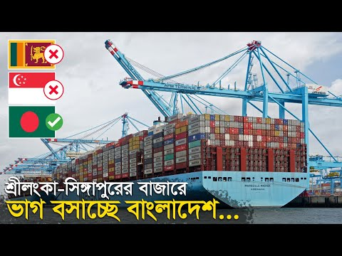 সমুদ্রগামী জাহাজে তেল বিক্রির সক্ষমতা অর্জন করলো বাংলাদেশ !! Chittagong Port Capacity in Bangladesh
