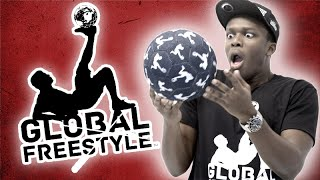 KSI Learns New Football Skills: Rule'm Sports