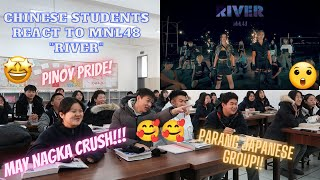 Download lagu CHINESE STUDENTS REACT TO MNL48