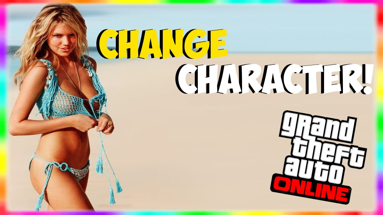 Changing genders in gta online - GTA V - GTAForums