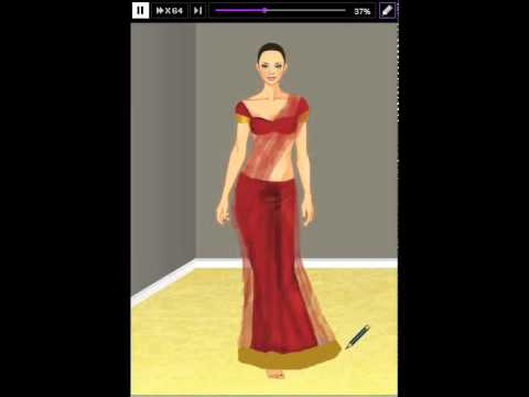 Indian Fashion Saree Dress Up Games