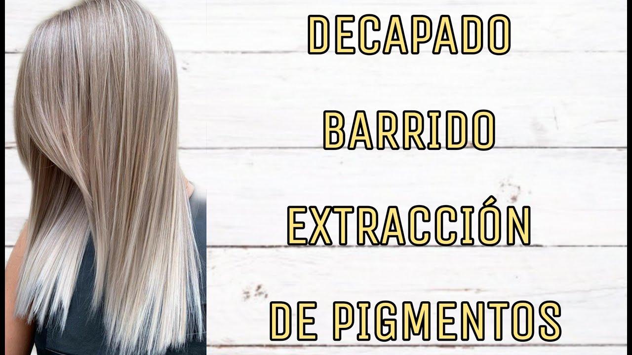 Como Hacer Un Barrido Decapado Decoración Blonde Hair Tutorial Peluquería Facil Y Rápido Año 2021 Youtube