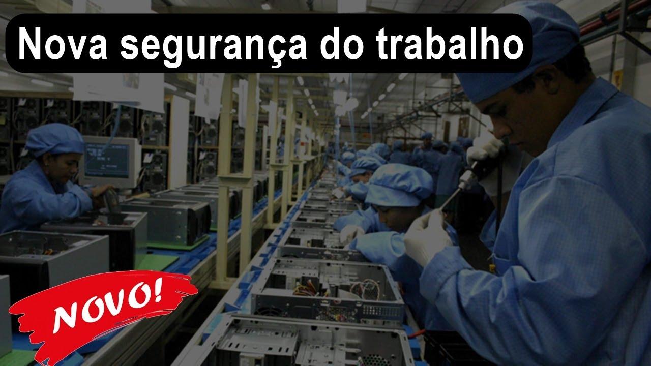 No que consiste a nova segurança do trabalho - Com Hugo Ribeiro
