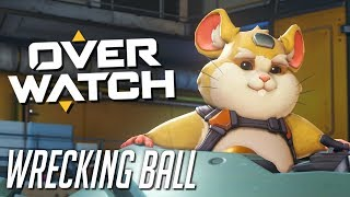 NEU: Der tödliche Hamster, WRECKING BALL | OVERWATCH