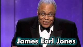 James Earl Jones On Sean Connery