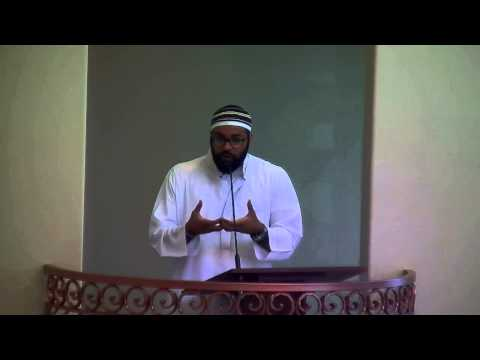 Khutbah with Br. Naeem Khan: How to Thank Allah.