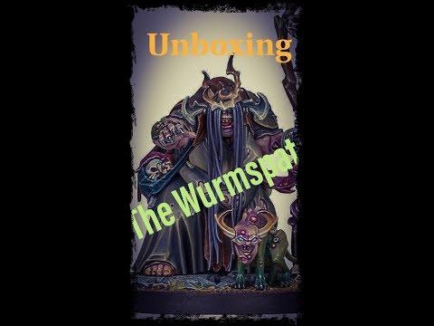 Warhammer Underworlds Beastgrave: The Wurmspat - The Unboxing |
