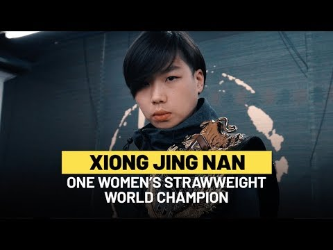 ONE Feature | Xiong Jing Nan's Meteoric Rise To The Top