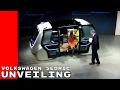 VW Sedric Unveiling At Shanghai