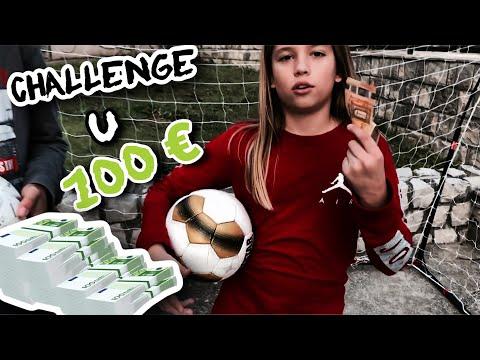 CROSSBAR CHALLENGE U 100€ !!