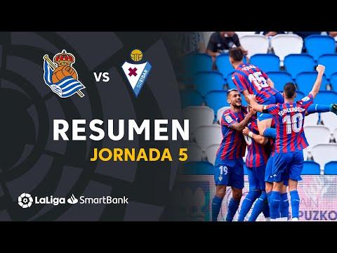 R. Sociedad B Eibar Goals And Highlights