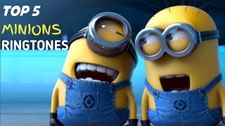 ดาวน์โหลดเพลง Top 10 Minions Ringtone Of The Month (download