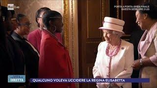 Quando un adolescente provò a uccidere la Regina Elisabetta II - La Vita in Diretta 02/03/2018
