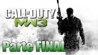 Call of Duty: Modern Warfare 3 Gameplay Español Parte Final - Pc 1080p 60fps - No Comentado