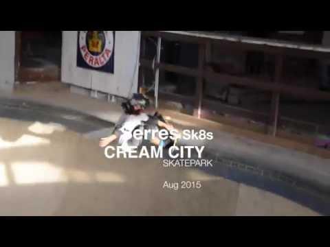 Serres Skates at Cream City