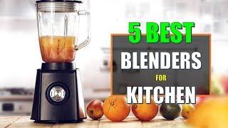 ☑️ Blender: 5 Best Blenders For Your Kitchen    Dotmart