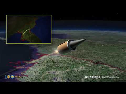 North Korea ballistic missile launch - National Air and Spac