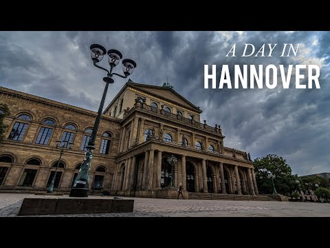 A day in Hannover | 4K Timelapse