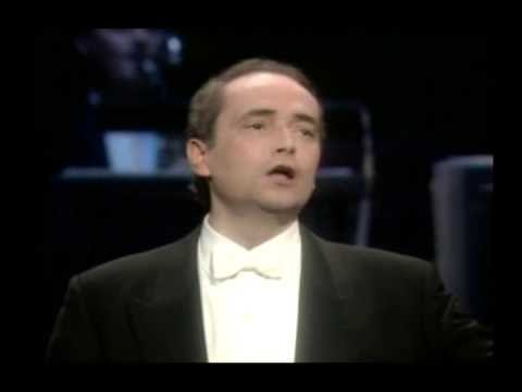 "José Carreras Sings - Beloved ; Be My Love (Brodszky) - ""A tribute To Mario Lanza"" Part 12"