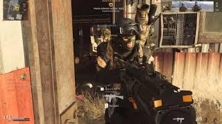 Warzone Temporada 4 Multijugador Punto caliente Victoria 17 kills