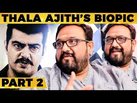 Thala Ajith's BIOPIC Title??.. - Siruthai Siva Reveals for First Time! | Viswasam | MY422