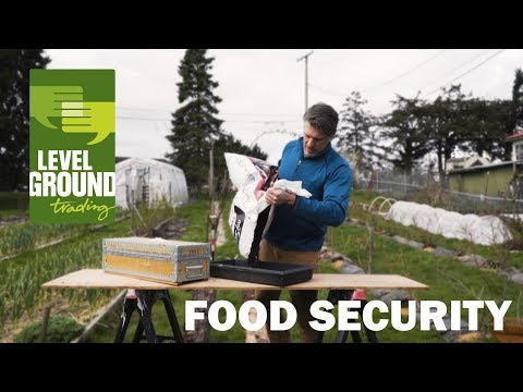 Level Ground Trading: Food Security