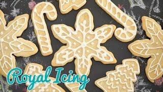 How to Make Royal Icing - Gemma's Bold Baking Basics Ep 30