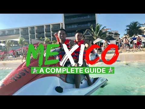 Travel Guide to Mexico: Untold Tips (Playas del Carmen, Xcaret & More)