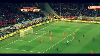 Spain Vs Netherland - Iniesta Goal - Chawali [hd]