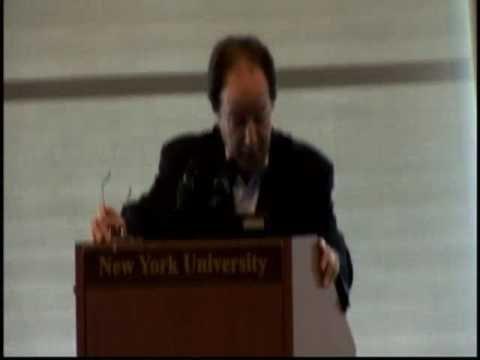 HCS 2010 Induction Ceremony part 2 (Nobel Laureate Sidney Altman and Dr. Sat Bhattacharya)