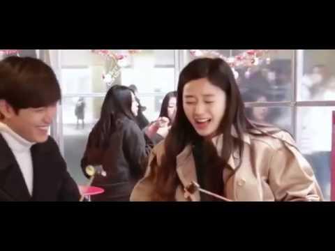 Legend of the blue sea ep 20 behind the scene lee min & jub ji hyun Sweet