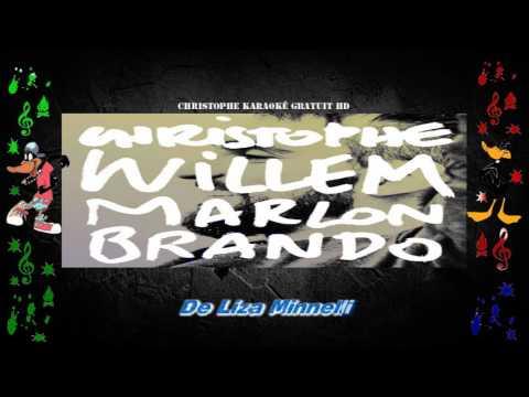 Christophe Willem   Marlon Brando Karaoké