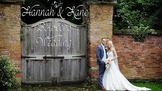 Hannah & Kane Wedding Highlights