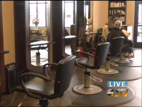 Jc Penney Hair Stylists Start Hair Salon Of Their Own Youtube