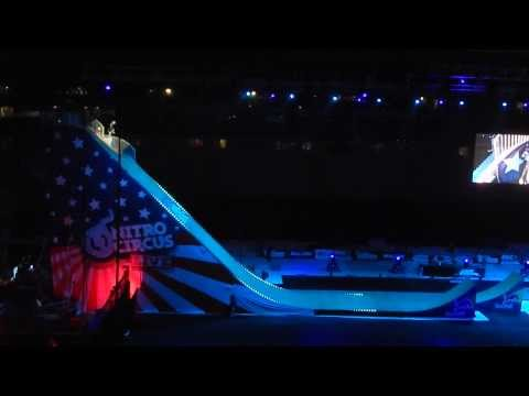Chris Haffey Nitro Circus - France 2013