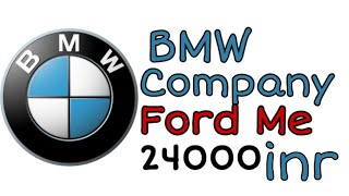 I win BMW Car but BMW company ford me 24000 rupes