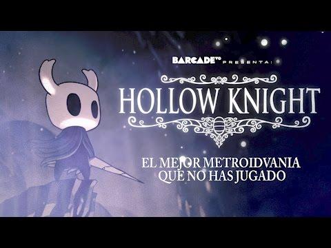 El MEJOR Metroidvania que no has jugado - HOLLOW KNIGHT