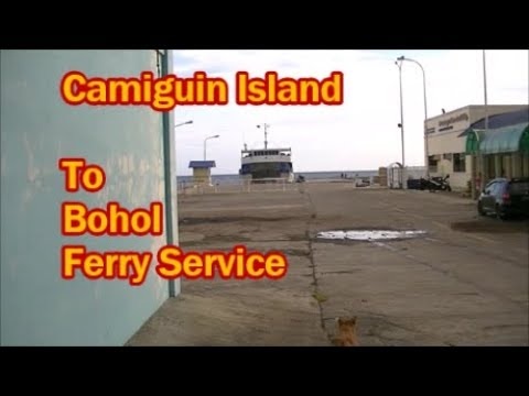 Camiguin Island To Bohol Ferry Information (Port Of Balbagon)